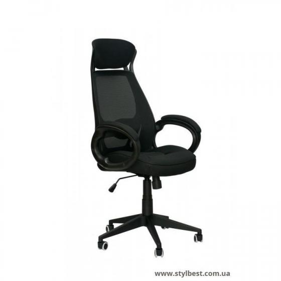 Кресло офисное Briz 2 black (E4961)