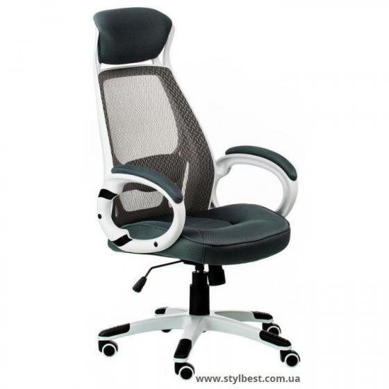 Кресло офисное Briz grey (E0888)
