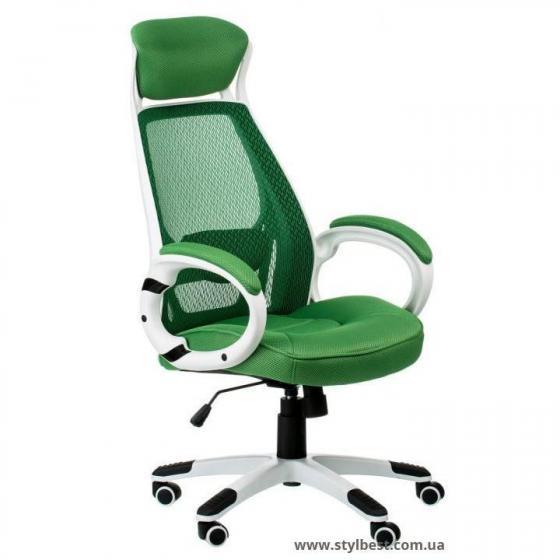 Кресло для офиса Briz green (E0871)