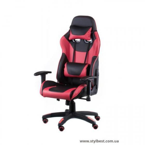 Кресло офисное ExtremeRace black/red (E4930)