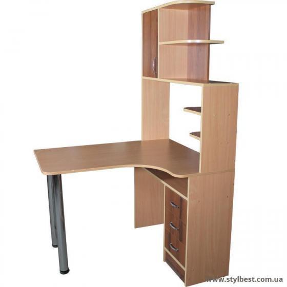 Стол компьютерный NikaMebel НСК-1
