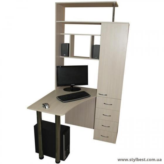 Стол компьютерный NikaMebel НСК-3