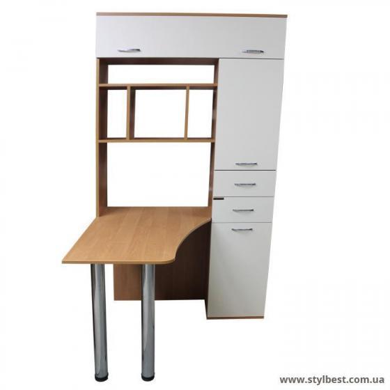 Стол компьютерный NikaMebel НСК-4
