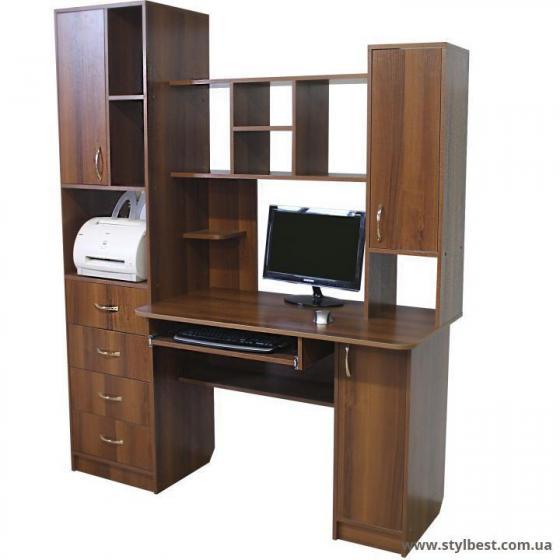 Стол компьютерный NikaMebel НСК-14