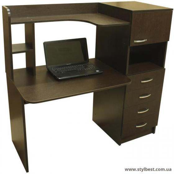 Компьютерный стол NikaMebel НСК-17