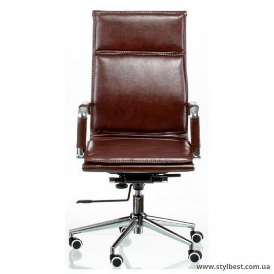 Крісло Special4You Solano 4 artleather brown (E5227)