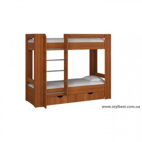 Кровать двухъярусная Пехотин Дуэт-3