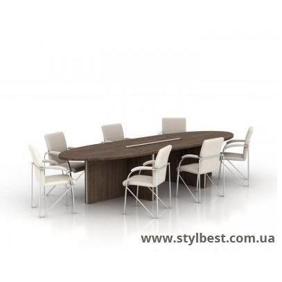 Стол для переговоров офисный Green СП-19