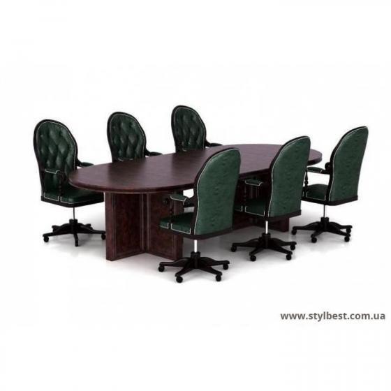 Стол для переговоров офисный Green СП-27