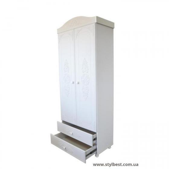 Шкаф 2х дверный Анжелика Неман
