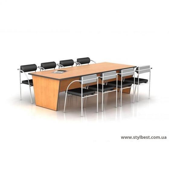 Стол для переговоров офисный Green СП-8