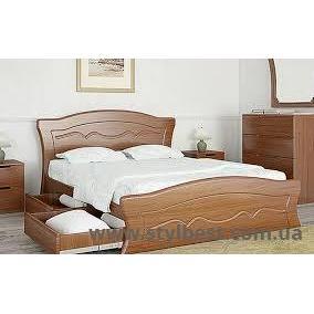 Ліжко Віолетта 4 шухляди Неман