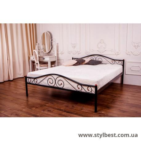 Кровать POLO  black (E1700)