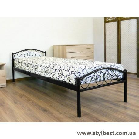 Кровать POLO  black (E1724)