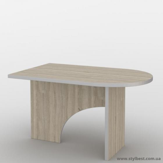 Офисный стол (приставной элемент) СМ-25