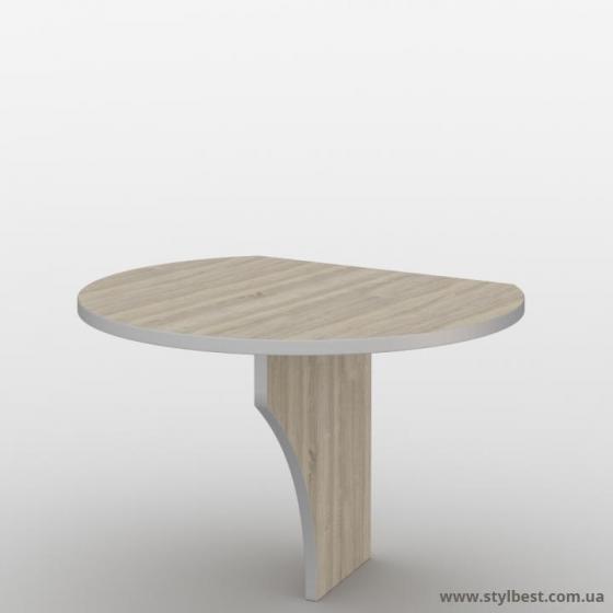 Офисный стол (приставной элемент)СМ-27