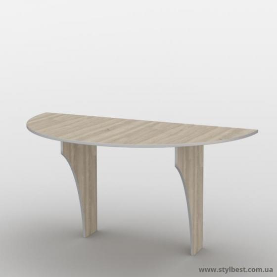 Офисный стол (приставной элемент) СМ-30