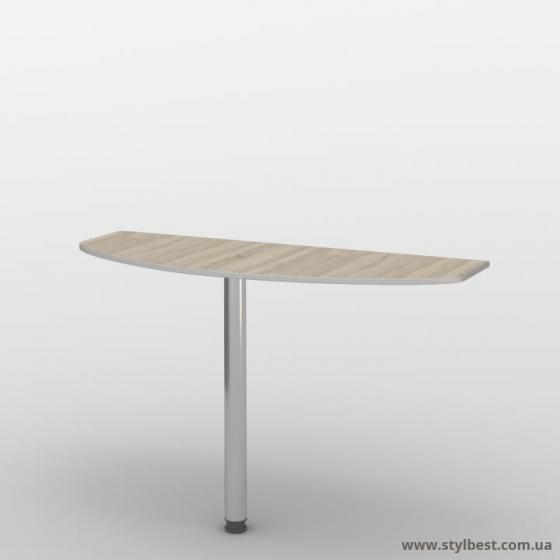 Офісний стіл (приставний елемент) СМ-31