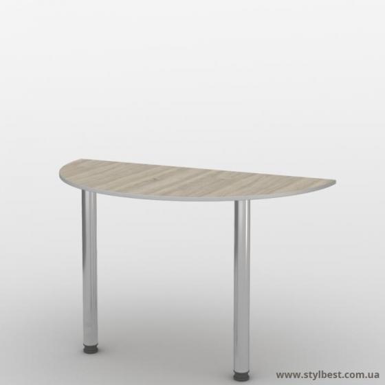 Офісний стіл (приставний елемент) СМ-32