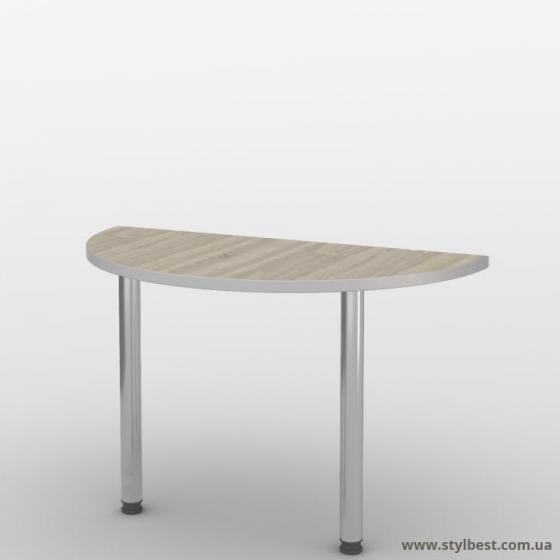 Офісний стіл (приставний елемент) СМ-32/2