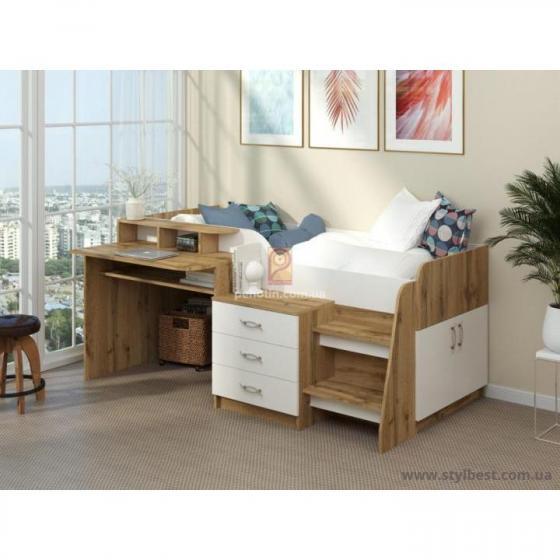 Дитяче ліжко Спейс