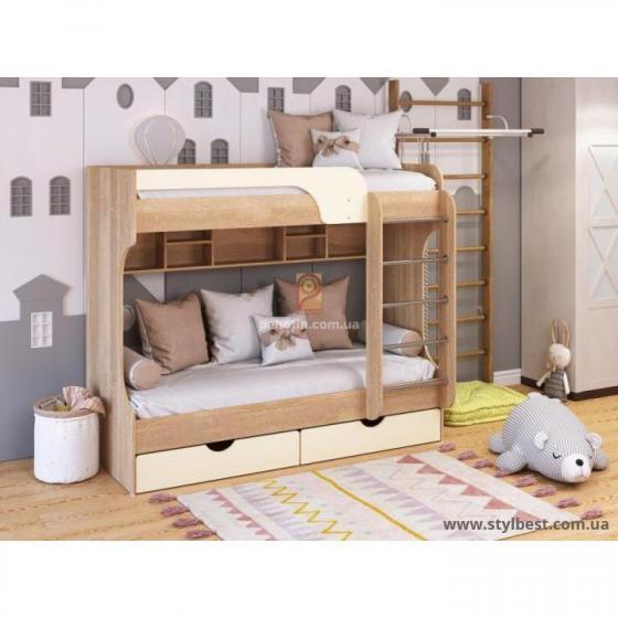 Ліжко дитяче МДФ Юнга
