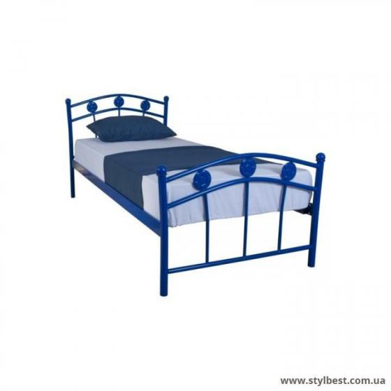 Ліжко EAGLE SMART 900x2000 blue