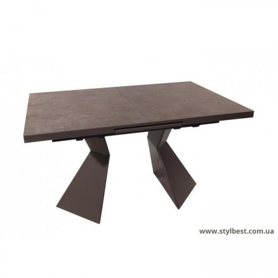 Керамічний  стіл TML-845 Гриджио латте
