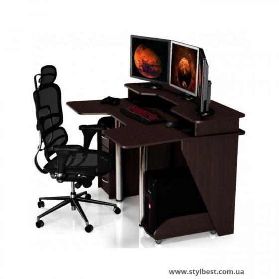 Геймерський ігровий стіл ZEUS IGROK-4