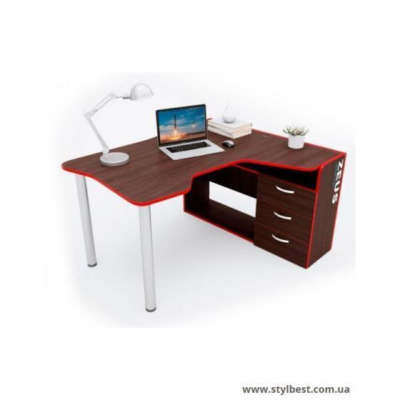 Геймерский угловой стол ZEUS™ IGROK-TOR