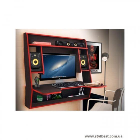Геймерский навесной стол ZEUS IGROK-MAX