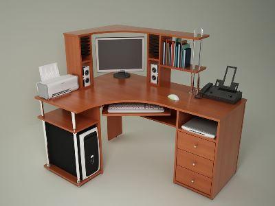 Компьютерный столы угловые